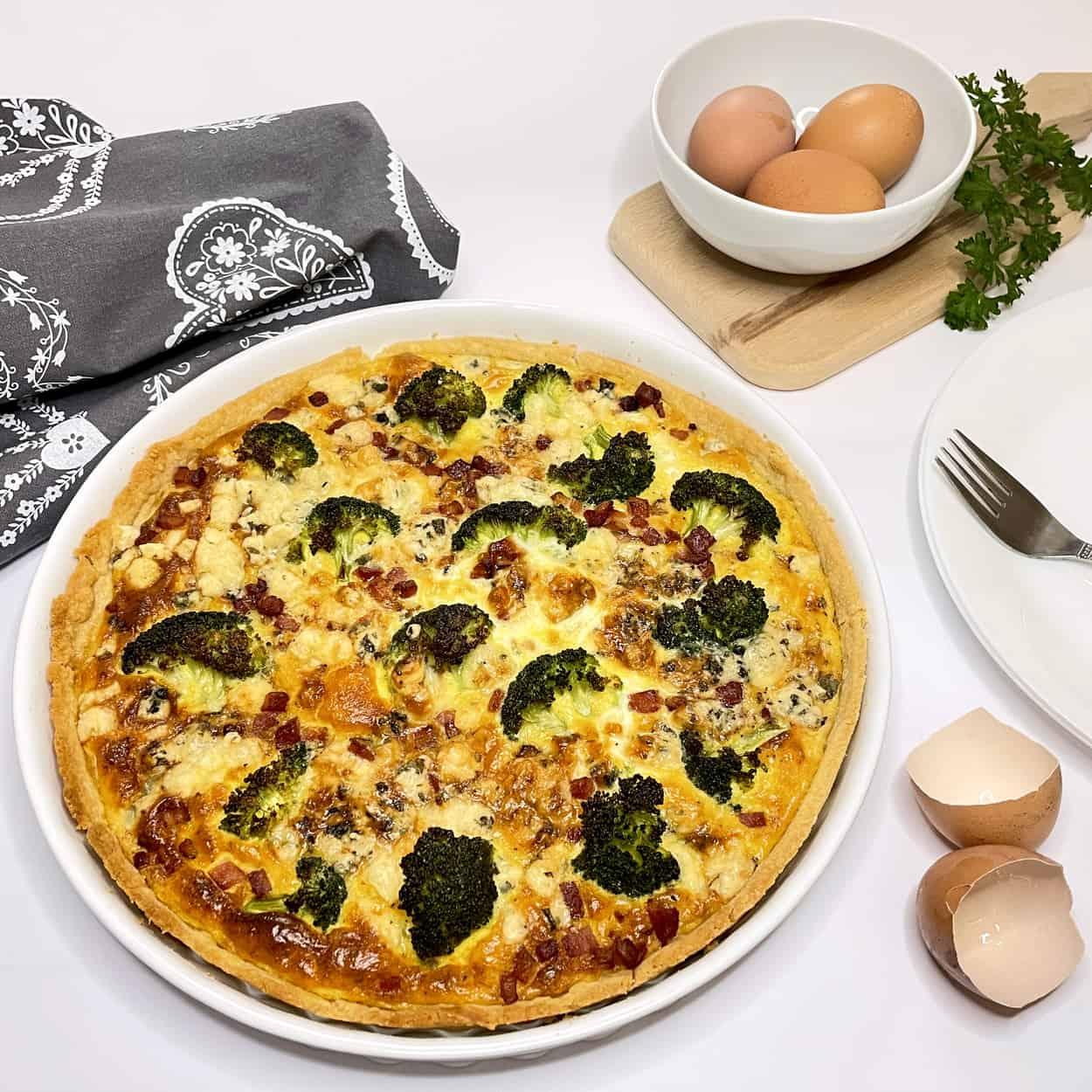 quiche-brokolice-modry-syr